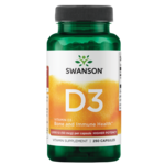 Swanson Premium Higher Potency Vitamin D-3