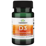 Swanson Premium High Potency Vitamin D-3