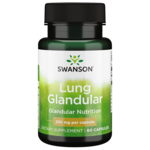 Swanson Premium Raw Lung Glandular