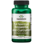 Swanson Premium Full Spectrum Boswellia and Curcumin