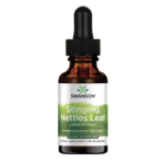 Swanson Premium Stinging Nettles Leaf Liquid Extract, Alcohol and Sugar-Free