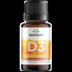 Swanson Premium Vitamin D3 Liquid Drops