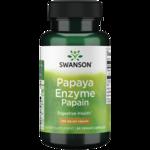 Swanson Premium Papain Papaya Enzyme