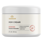 Swanson Premium MSM Cream, 96% Natural
