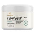 Swanson Premium Intensive Hand & Foot Therapy Cream, 98% Natural