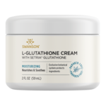 Swanson PremiumL-Glutathione Cream with Setria, 95% Natural