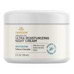 Swanson PremiumArgan Oil Ultra Moisturizing Night Cream, 95% Natural