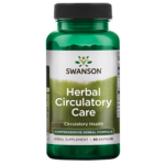 Swanson Premium Full Spectrum Herbal Circulatory Care