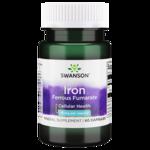 Swanson Premium Iron (Ferrous Fumarate)