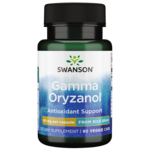 Swanson Premium Gamma Oryzanol from Rice Bran