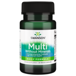 Swanson Premium Daily Multivitamin without Minerals