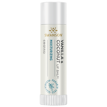 Swanson Premium Vanilla and Coconut Lip Balm