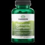 Swanson Premium Berberine Complex w/Cinnamon, Gymnema & Fenugreek