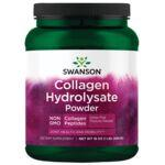 Swanson Premium High Plains Collagen Hydrolysate - Collagens Type I & III