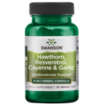 Swanson Premium Full Spectrum Herbal Cardiovascular Care