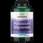 Swanson Premium Potassium (Gluconate)