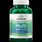 Swanson Premium Daily Multivitamin & Mineral