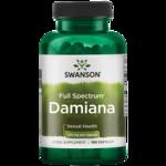 Swanson Premium Damiana Leaves