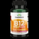 Swanson Premium Vitamin B-12 Lozenges