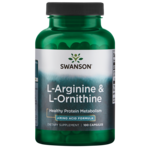 Swanson Premium L-Arginine & L-Ornithine