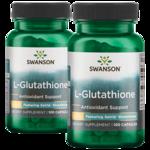Swanson Premium L-glutatión