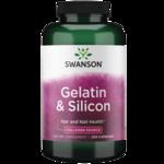 Swanson Premium Gelatin & Silicon