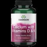 Swanson Premium TriCalcium Complex with Vitamins D & K