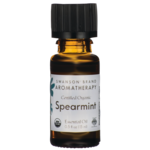 Swanson Aromatherapy Certified Organic Spearmint Essential Oil