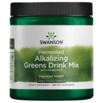 Swanson pH Balance Fermented Alkalizing Greens Drink Mix