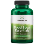 Swanson Condition Specific FormulasBlood Sugar Essentials with Cinnamon Extract