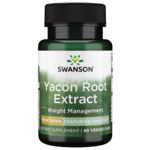 Swanson Best Weight-Control Formulas Yacontrol Yacon Root Extract 4:1