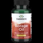Swanson EFAsBorage Oil GLA (OmegaTru)