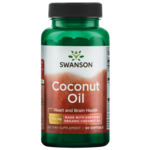 Swanson EFAsCertified Organic Coconut Oil