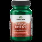 Swanson EFAs100% Pure Krill Oil