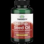 Swanson EFAs Hemp Seed Oil (OmegaTru)