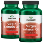 Swanson EFAs Virgin Salmon Oil (ecOmega)