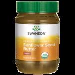 Swanson Organic 100% Organic Sunflower Seed Butter