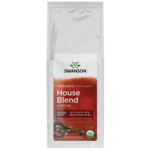 Swanson Organic House Blend Whole Bean Organic Coffee - Medium