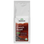Swanson Organic French Roast Decaf Whole Bean Organic Coffee - Dark