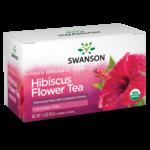Swanson Organic Hibiscus Flower Tea