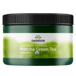 Swanson Organic 100% Certified Organic Matcha Green Tea
