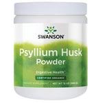 Swanson Organic Certified Organic Psyllium Husk Powder