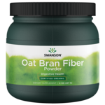Swanson Organic Certified Organic Oat Bran Fiber