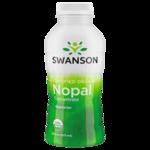 Swanson Organic Jugo de nopal orgánico certificado