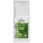 Swanson Organic Certified Organic Loose Leaf Green Tea