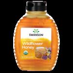 Swanson OrganicCertified Organic Raw Wildflower Honey