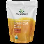 Swanson Organic Certified Organic Steel Cut Oats