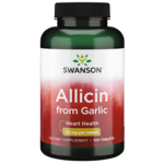Swanson Best Garlic Supplements Maximum-Strength 100% Pure Allicin