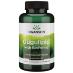Swanson Superior Herbs Gugulipid with Bioperine (Standardized)