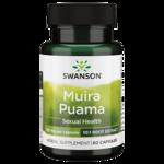 Swanson Superior Herbs Muira Puama (10:1)